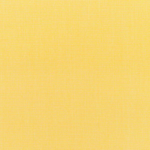 5438 Buttercup Sunbrella outdoor fabric swatch