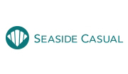 Seaside Casual Logo - Frames & Fabrics