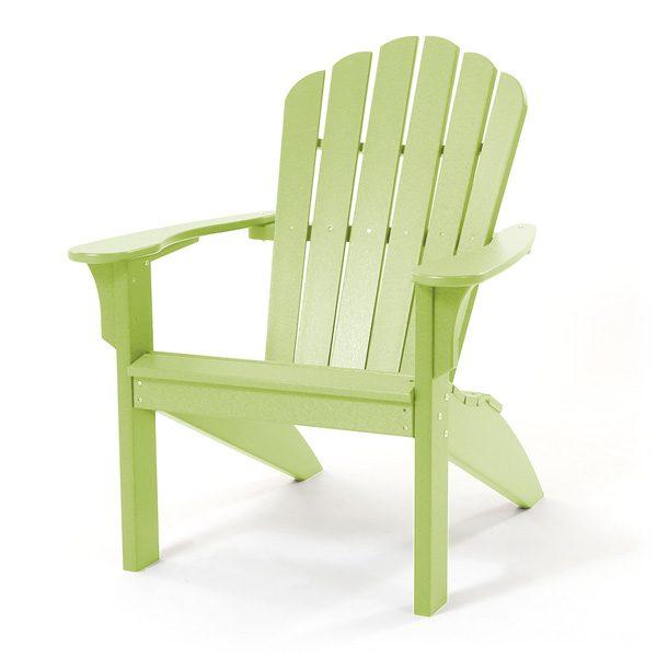 Adirondack chair - Leaf