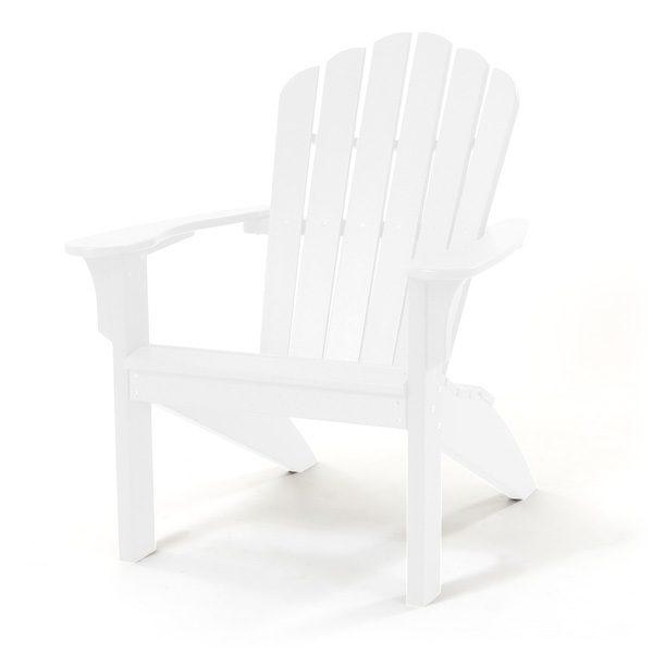 Adirondack chair - White