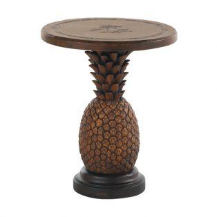 Alfresco Living Pineapple table - Sienna finish