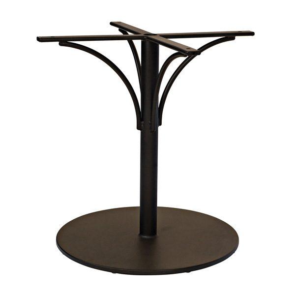 Alternative bistro dining table base