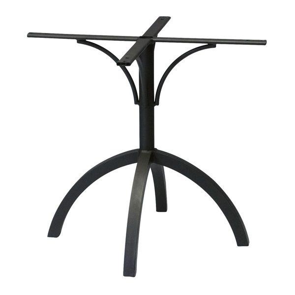 Alternative pedestal table base