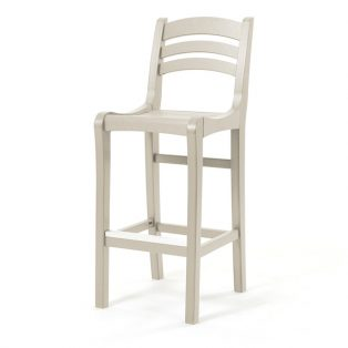 Charleston bar chair - Natural