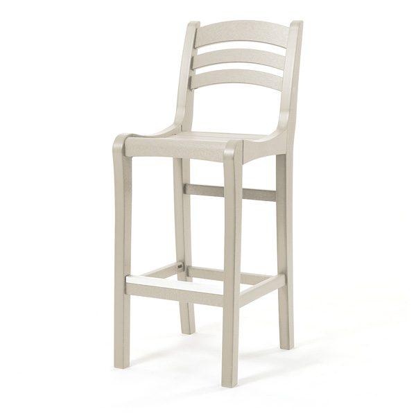 Charleston bar chair - Natural