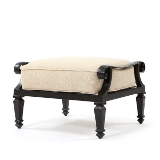 Bellagio outdoor ottoman
