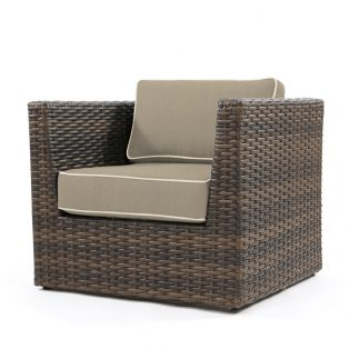 NCI Bellanova wicker club chair