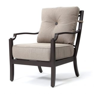 Bellevue club chair with Sailcloth Shadow