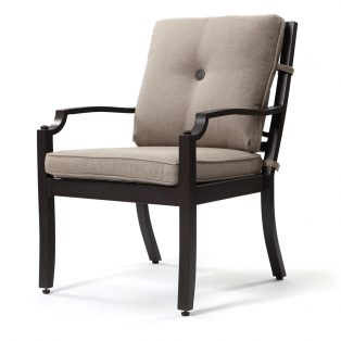 Bellevue dining chair - Sailcloth Shadow