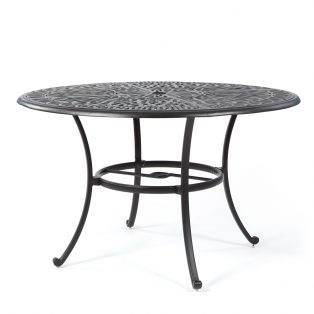 "Biscayne 48"" round dining table"