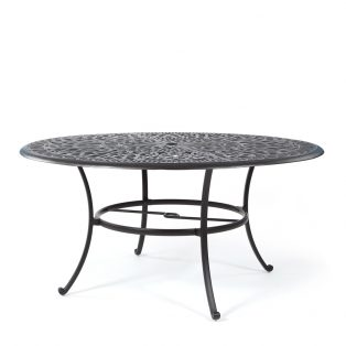 "Biscayne 60"" round dining table"