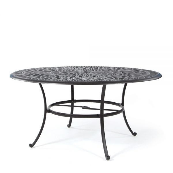 """Biscayne 60"""" round dining table"""