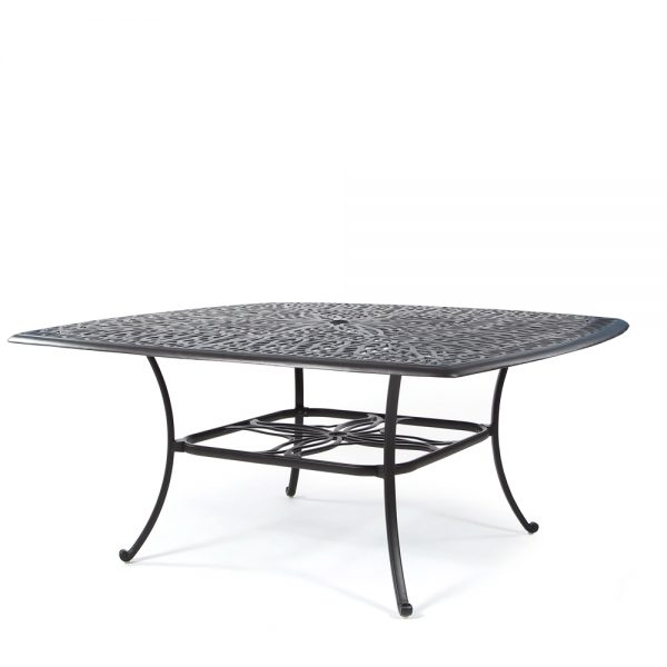 """Biscayne 64"""" square dining table"""