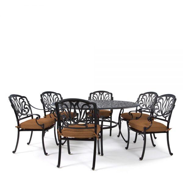 Biscayne 7 piece outdoor dining set