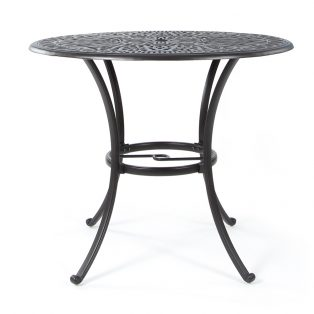"Biscayne 48"" round bar table"