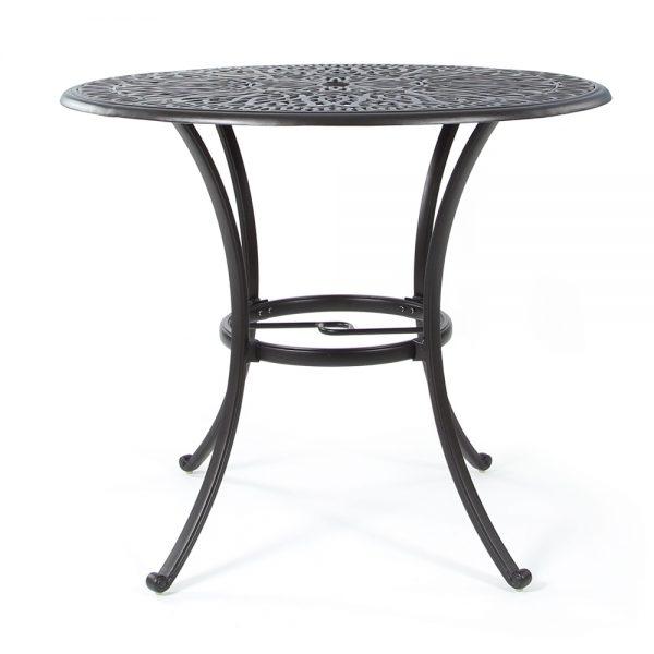 "Biscayne 48"" round bar table"