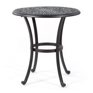 "Biscayne 26"" round bistro table"