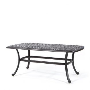 "Biscayne 26"" x 44"" coffee table"