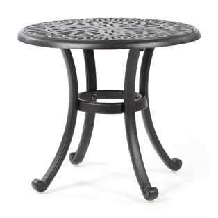 "Biscayne 21"" round tea table"
