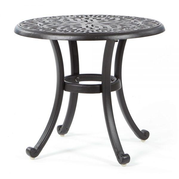 "Biscayne 21"" round tea table"