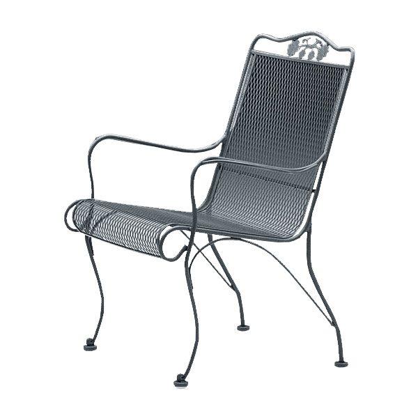 Briarwood hi-back lounge chair