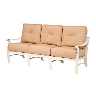 Bungalow aluminum sofa