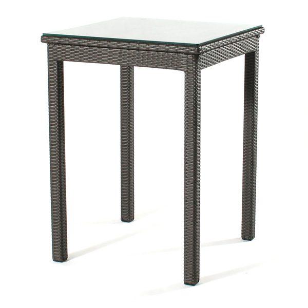 "Cabo wicker 30"" bar table"