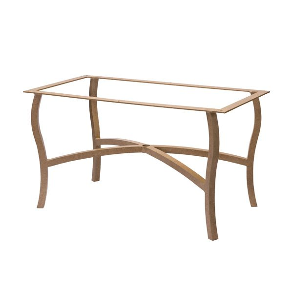 Carson large dining table base