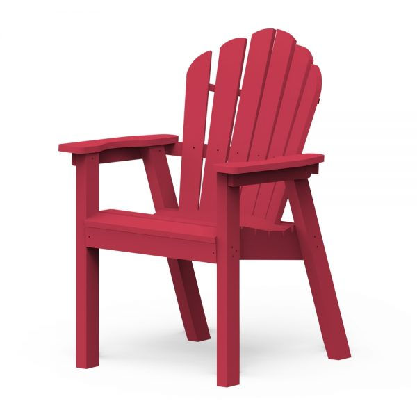 Adirondack classic dining with a Cherry finish