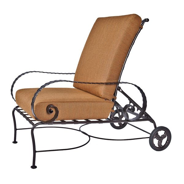 OW Lee Classico high back adjustable club chair