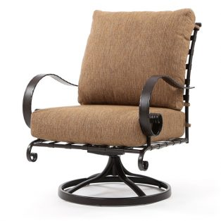 Classico swivel rocker club chair