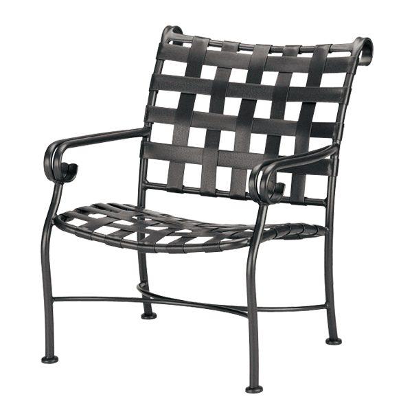 Ramsgate strap club chair