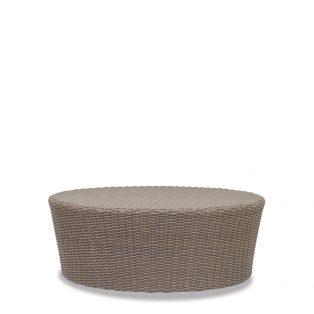 "Coronado 48"" round coffee table"