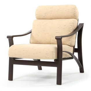 Corsica outdoor club chair