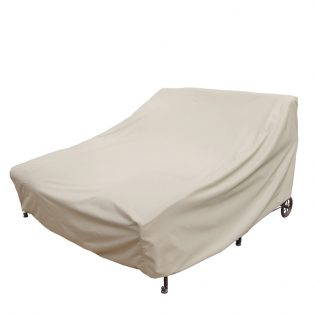 Double chaise lounge cover CP141