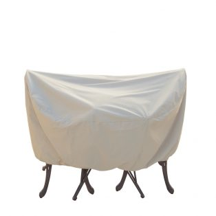 "36"" bistro or cafe table and chair cover CP531"