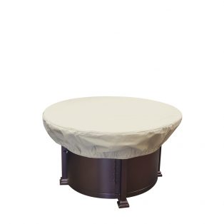 "36"" To 42"" round fire pit cover CP929"