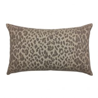 Silken Skin Double Sided outdoor lumbar pillow from Elaine Smith