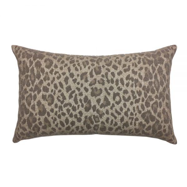 Silken Skin Double Sided outdoor lumbar pillow from Elaine Smith