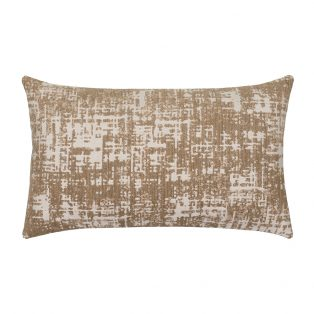 Snug Camel Elaine Smith patio lumbar pillow
