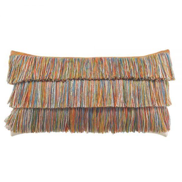 Elaine Smith designer lumbar pillow - Hula