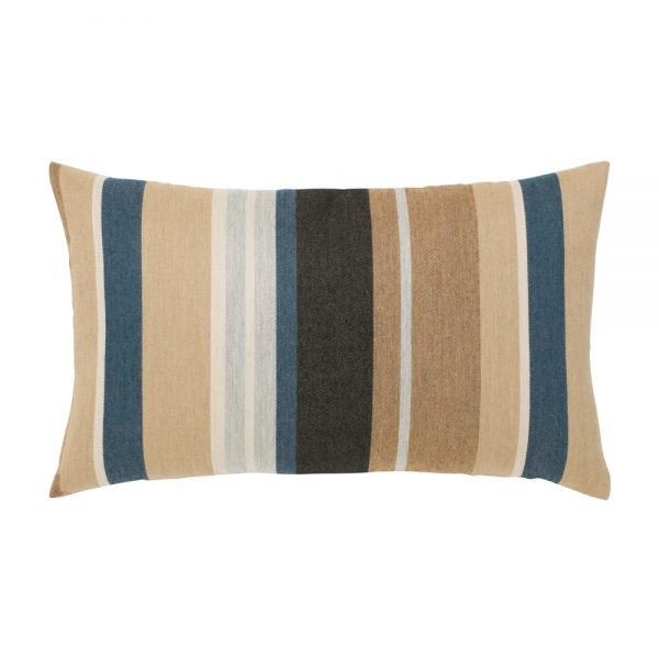 Elaine Smith designer outdoor lumbar pillow - Passage