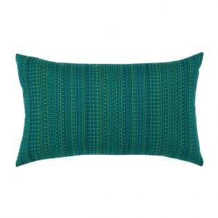 Eden Texture designer lumbar pillow from Elaine Smith