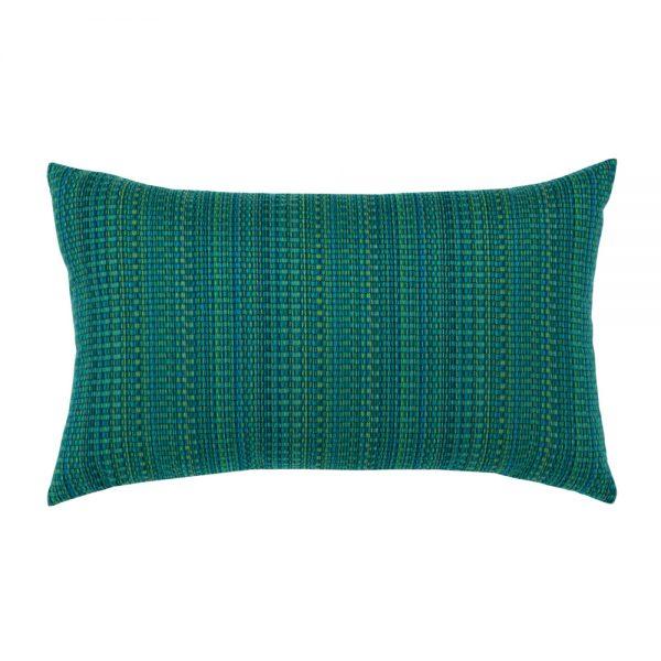Eden Texture designer lumbar pillow from Elaine Smith