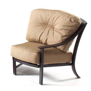 Ellington left arm club chair