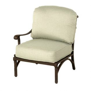 Grand Tuscany right arm chair