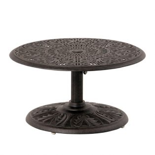"""42"""" round Tuscany pedestal chat table"""