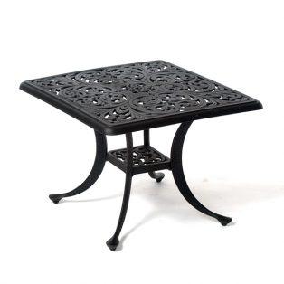 """24"""" square Chateau tea table"""