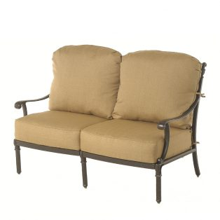 Grand Tuscany loveseat