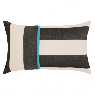 Harmony outdoor lumbar pillow from Elaine Smith